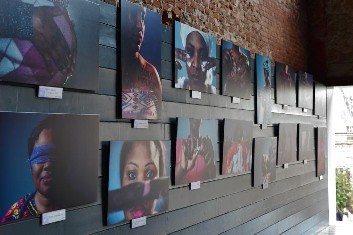 Exposición fotográfica 'Mi lucha, nuestra lucha'